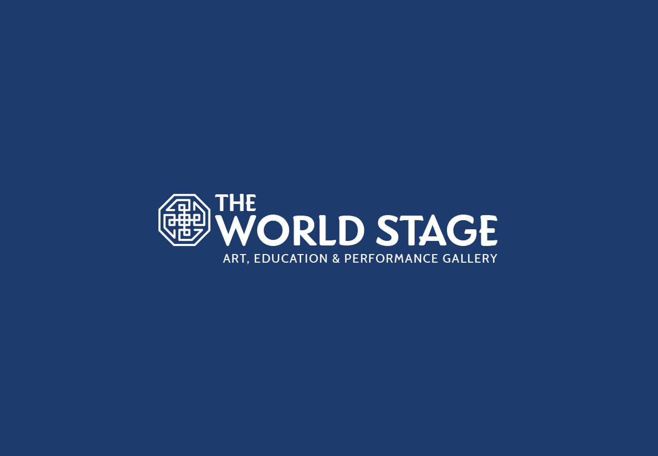 The World Stage logo